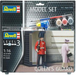 041-62800 Model Set Queen's Guard Modell