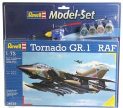 041-64619 Model Set Tornado GR.1 RAF Rev