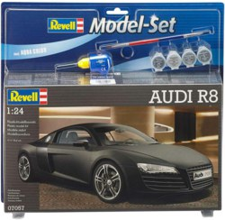 041-67057 Audi R8             Modellbaus