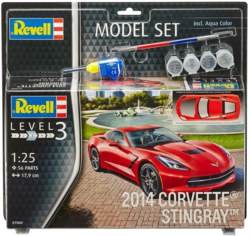 041-67060 2014 Corvette Stingray Modellb
