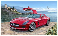 041-67100 Model Set Mercedes SLS AMG Rev