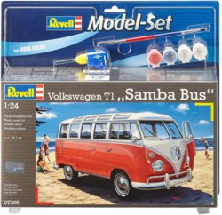 041-67399 Model Set VW T1 Samba Bus