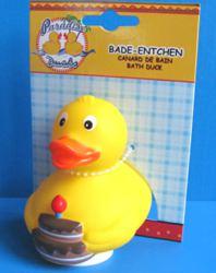 046-587141 Quitschende Ente Geburtstag Po