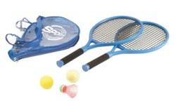 057-75004 Kinder Tennisset Junior Hudora