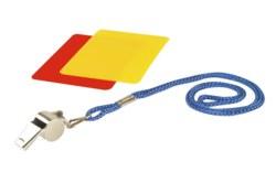 057-76110 Schiedsrichter-Set, 3-teilig H