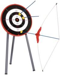 057-78115 Bogenset mit Zielscheibe Hudor