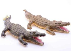 062-26351 Soft touch Krokodil groß John