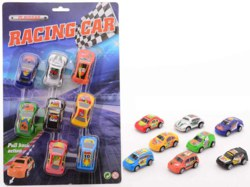 062-26757 Action Racing 8 aufziehbare Au