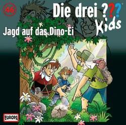064-03295 Die drei ??? CD 46: Jagd auf d