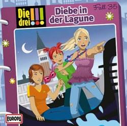 064-03784 CD Drei !!! 35 Diebe in der La