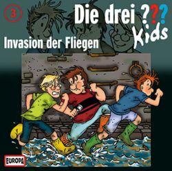 064-40032 Die drei ??? Kids CD 3 Invasio