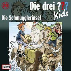 064-42024 CD 20: Die Schmugglerinsel Hör
