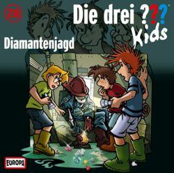 064-42822 Diamantenjagd Die drei ??? Kid