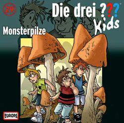 064-42921 Monsterpilze Die drei ??? Kids