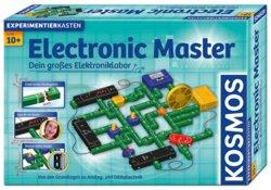 064-615918 Experimentierkasten Electronic