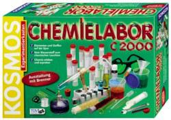 064-640125 Chemielabor C 2000 Kosmos, ab
