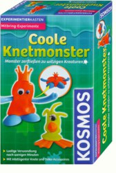 064-651008 Coole Knetmonster  Kosmos, Mon