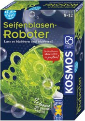 064-654122 Fun Science Seifenblasen-Robot