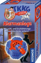 064-654511 TKKG Junior Alarmanlage Kosmos