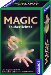 064-657727 MAGIC Zauberlichter  Kosmos Ex