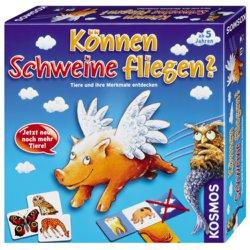 064-680237 Können Schweine fliegen? Kosmo