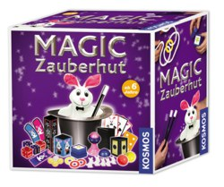 064-680282 Magic Zauberhut - Zauberkasten