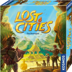 064-694128 Lost Cities - Das Brettspiel K