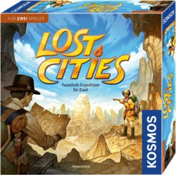 064-694135 Lost Cities - Das Duell  Kosmo
