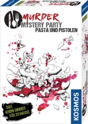 064-695095 Murder Mystery Party - Pasta &