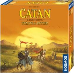 064-695101 Die Siedler von Catan - Städte