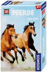 064-696702 Was ist Was Quizspiel, Pferde