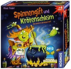 064-698652 Spinnengift und Krötenschleim