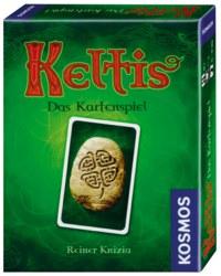 064-740160 Keltis - Das Kartenspiel Kosmo