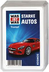 064-741389 Trumpf: Starke Autos Kartenspi