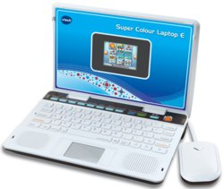 066-80133804 Super Colour Laptop E VTech, a