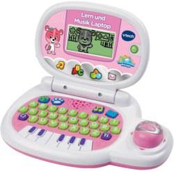 066-80139554 Lern und Musik Laptop pink Vte