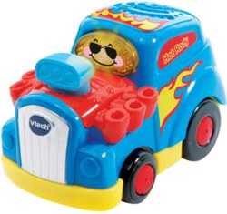 066-80170964 Tut Tut Baby Flitzer - Hot Rod