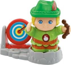 066-80176904 Robin mit Zielscheibe - Kleine