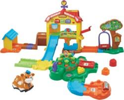 066-80180804 Tip Tap Baby Tiere - Bauernhof