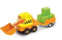 066-80183904 Tut Tut Baby Flitzer - Bagger