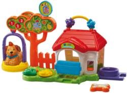 066-80189204 Tip Tap Baby Tiere - Hundehütt