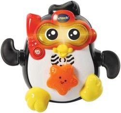 066-80501704 Badespaß Paddel-Pinguin VTech,