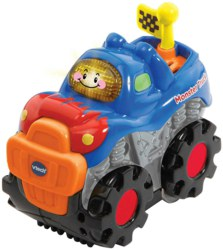 066-80501804 Tut Tut Baby Flitzer - Monster