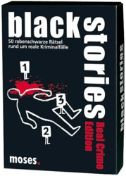 071-105442 black stories - Real Crime Edi