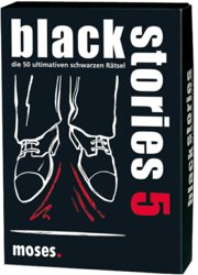 071-105459 black stories 5 Moses Verlag,