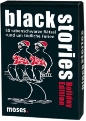 071-106166 black stories - Holiday Editio