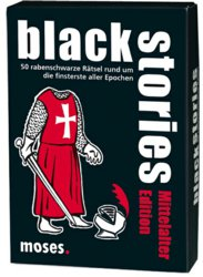 071-106524 black stories -  Mittelalter E