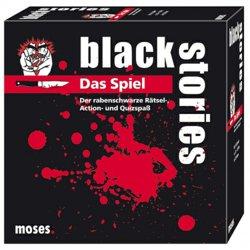 071-90020 black stories - Das Spiel Mose