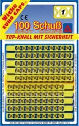 079-00271 100-Schuss-Streifenamorces