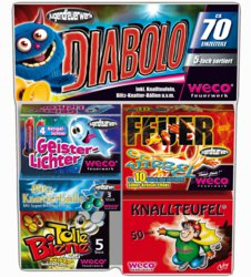 079-04926 Diabolo, 70-teiliges Jugendfeu